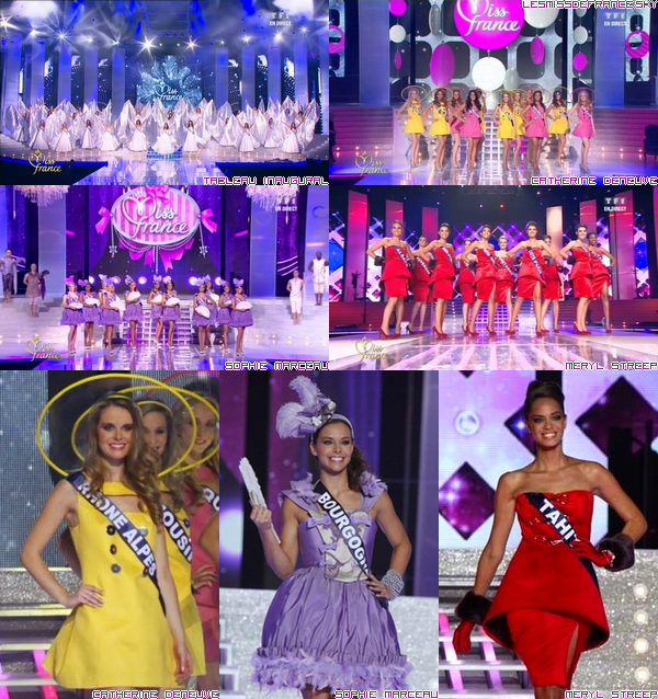 Election de Miss France 2013