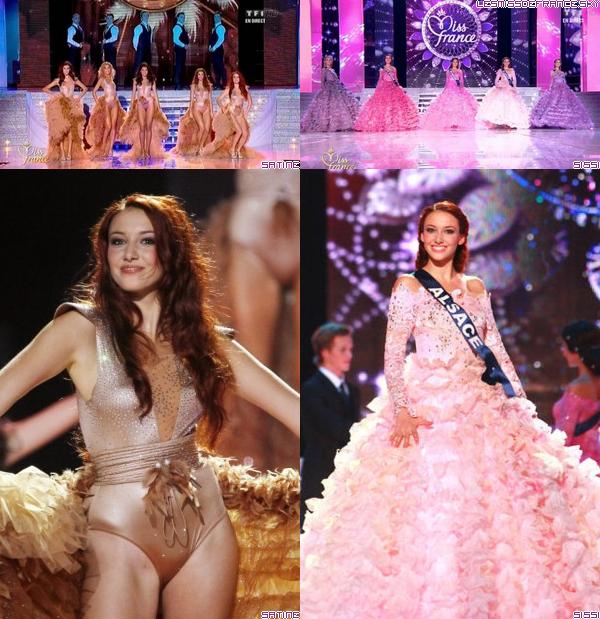 Election de Miss France 2012