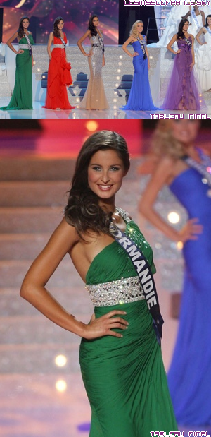 Election de Miss France 2010