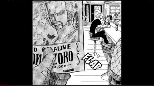 Zorro X Sanji - chapitre 1