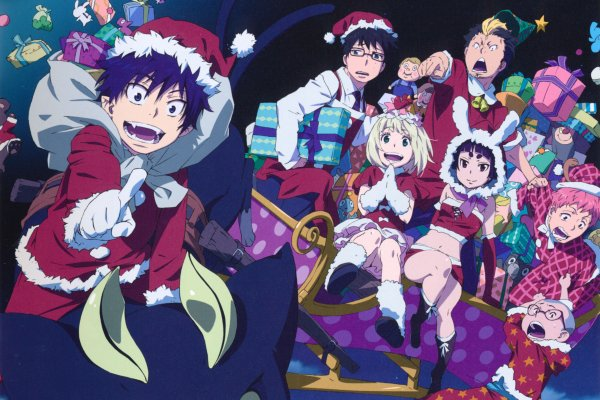 Ao no exorcist - image