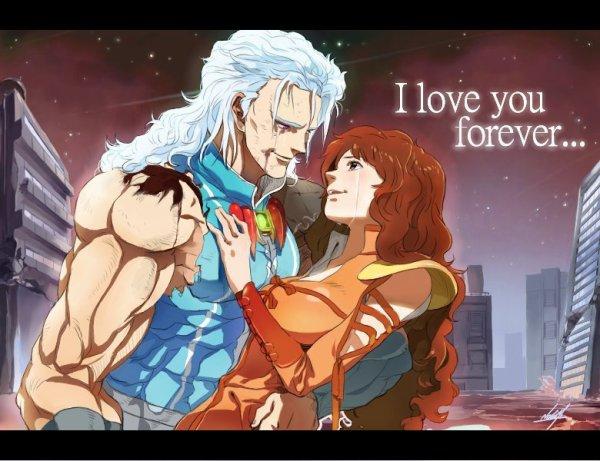 Je t'aime pour toujours