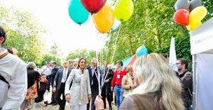 Toute une journée de festivités le 21 juillet au Parc de Bruxelles