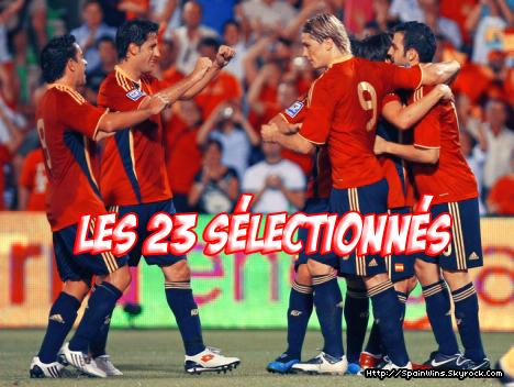 ___________________o3•_Les Sélectionnés on SpainWins_•_________________ SpainWins _________________