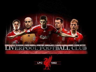 liverpool fc legend's