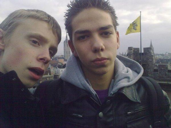 Benoit et moi