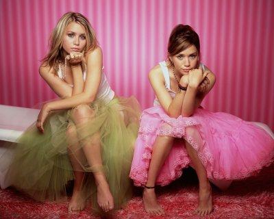 Les soeurs Olsen.