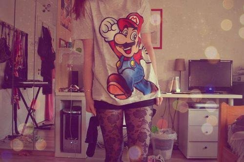 Mario <3