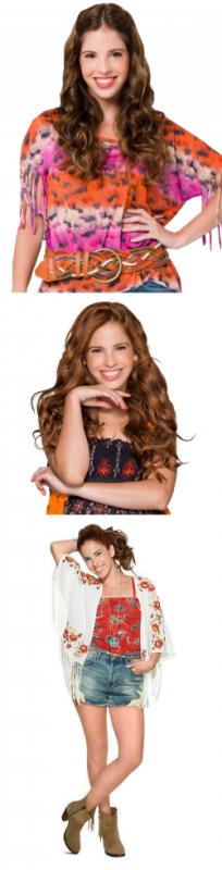 L'évolution de Camilla au cours des 3 saisons