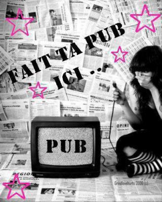 fais ta pub!!!!! :)