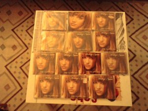 Baby one more time album singles
