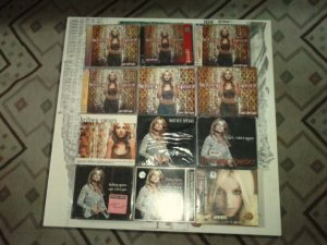 Oops I did it again album part 3