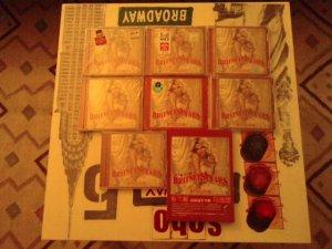 Circus albums part 4