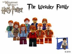 Weasley Familly
