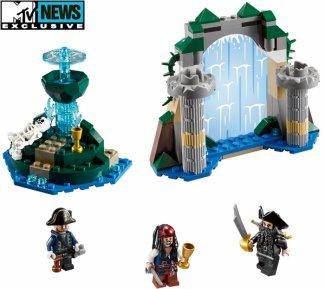 Nouveautés 2011 été : Pirates des Caraïbes