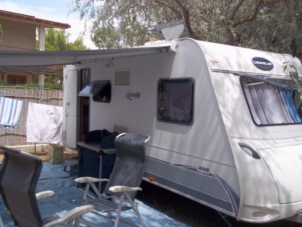 Vivement le mois d 'août que je retrouve ma résidence sur roues ! C'est long un an sans profiter de sa caravane .... :-(