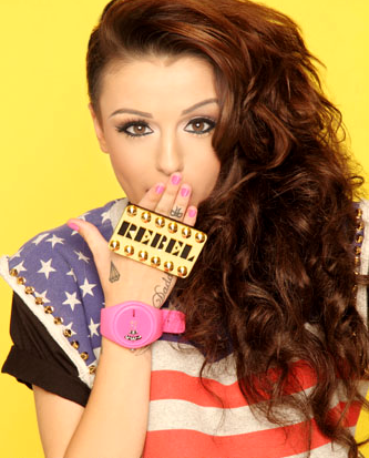 Cher Lloyd :D !