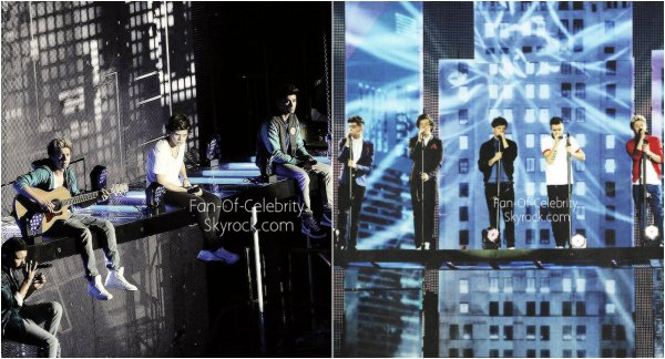 Images du Take Me Home Tour Premier Concert du 24 février.