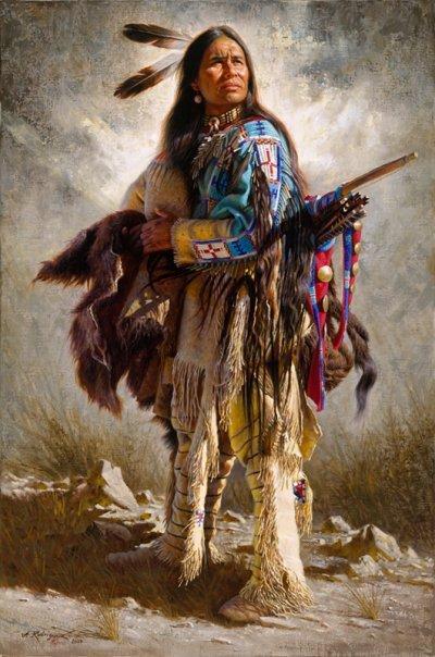 Les Lakotas