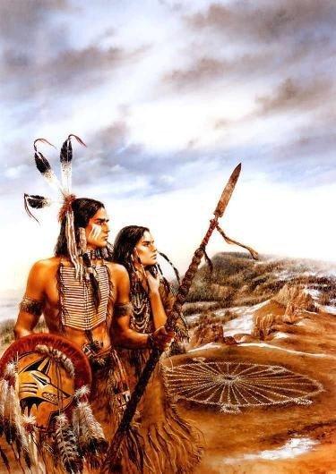 Kawasma créa les Lakotas