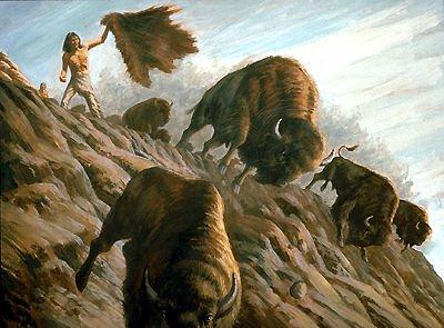 La chasse à pied