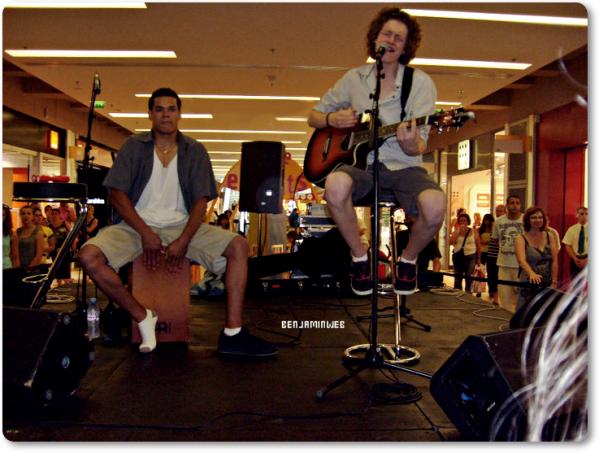 Benjamin en concert gratuit au centre commercial rivetoile - Centre commercial rivetoile strasbourg ...