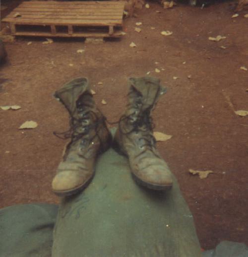 Casque US M1 /  Jungle Boot
