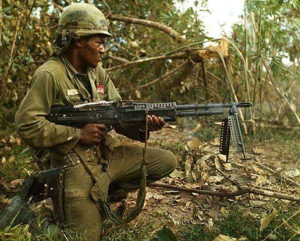 la M60 (source : wikipedia)