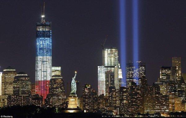 Sondage, 11 Septembre 2001
