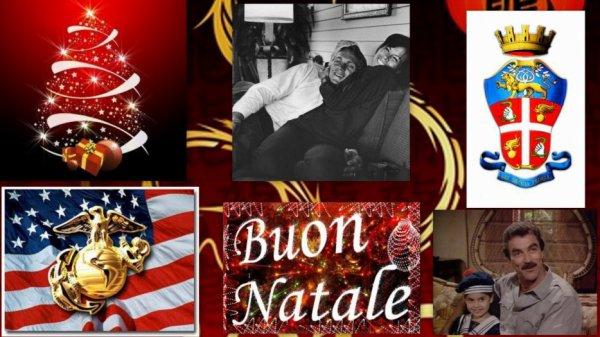 Buon Natale Joyeux Noël ;) :)