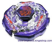 Toupie Takara Beyblade Earth Aquila 105HF/S - Version Purple Cristal - Edition limitée-Beyblade Shop