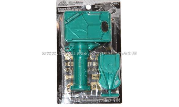 Event Special Green Bey Launcher 3Segment Launcher Grip Set - Beyblade Shop