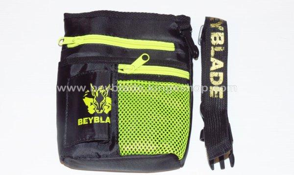 Sacoche de rangement Officielle Beyblade WBBA - Official WBBA Beyblade 2 Way Bag - Beyblade Gear - Beyblade Shop