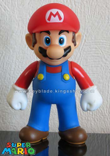 Figurine Nintendo Super Mario articulée Rouge et Bleue - Super Size Figures Collection