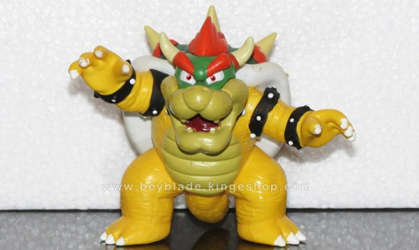 Action Nintendo Super Mario Mini Figurine de Collection Personnage Bowser 9 cm - Collection Figure - Banpresto, Together Plus, Goldie Marketing Ltd