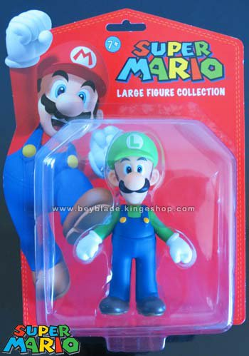 Figurine Nintendo Super Mario - Luigi le plombier - Large Figure Collection - Together Plus, Banpresto, Goldie Marketing