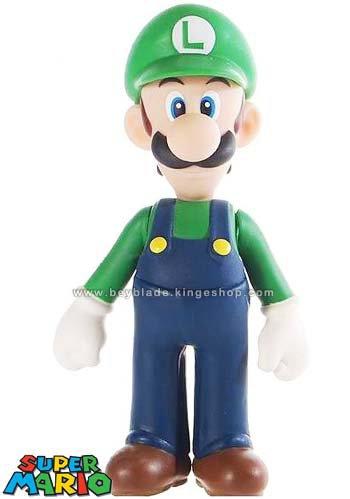 Figurine Nintendo Super Mario - Luigi le plombier - Large Figure Collection - Together Plus, Banpresto, Goldie Marketing
