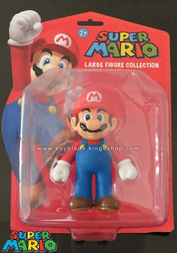 Figurine Nintendo Super Mario - Mario le plombier - Large Figure Collection - Together Plus - Banpresto - Goldie Marketing