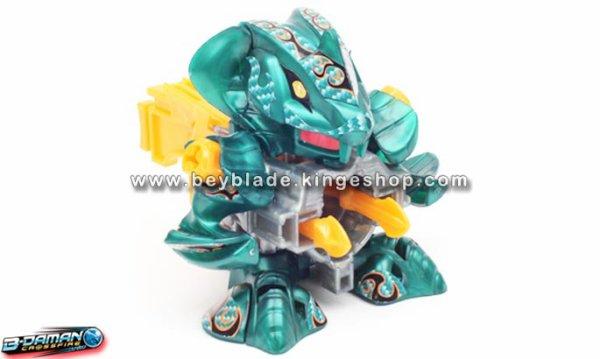 Jouet, figurine B-Daman Crossfire CB-15 Starter Stroke Orochi - Strike Cobra - ストローク=オロチ - 스트로크 = 코브라