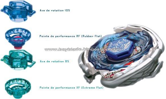 BB-107 Arène de jeu Beyblade Big Bang Pegasis DX Set