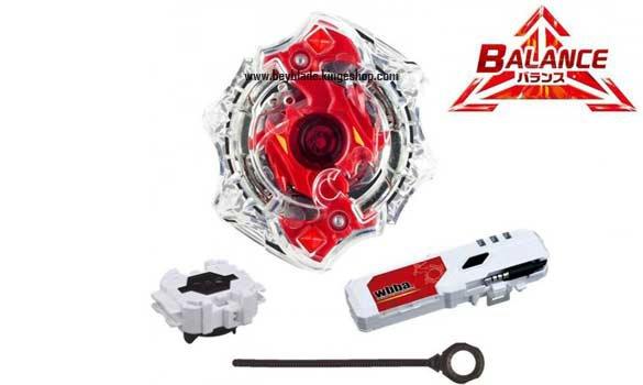 Toupie Takara Tomy de la série Beyblade Burst B-02 DX Starter Spriggan Spread Fusion