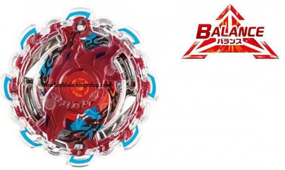 Toupie Takara Tomy de la série Beyblade Burst B-07 Booster Kerbeus Wing Fusion
