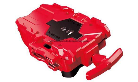 Lanceur à fil rouge Beyblade Burst B-16 Red String BeyLauncher - B-16 ベイランチャー レッド