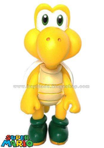 Figurine vinyl personnage Koopa Troopa 12 cm - Collection Nintendo Super Mario Action Figure
