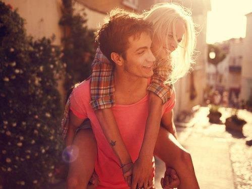 Etre deux réunis et s'aimer c'est rare et magnifique ♥