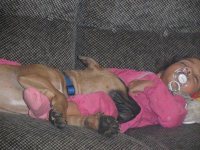 eden et sa maîtresse as la sieste