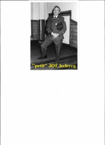Monsieur  Leclercq Joe