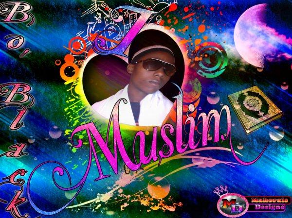 juste un Muslim