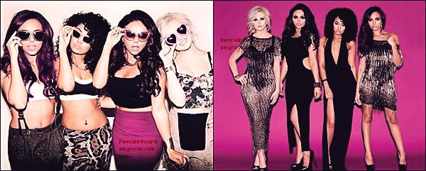 29.04.2013 - Perrie, Jesy et Leigh-Anne ont été interviewé par Sugarscape.