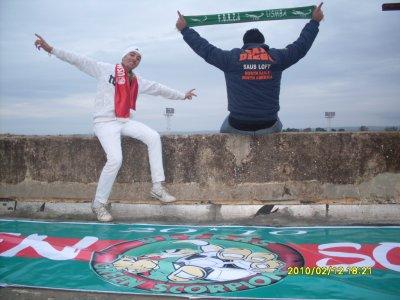 SoLo Ultras Green Scorpions